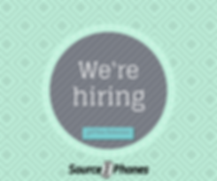 We're Hiring! Full-time device Technicians - Start Today! Competitive Pay! Training Available!