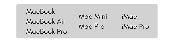 Computer Repair service in Charlotte, NC | Rock Hill, SC | Indian Land, SC | Fort Mill, SC | MacBook Repair | MacBook Air Repair | MacBook Pro Repair | Mac Mini Repair | Mac Pro Repair | iMac Repair | iMac Pro Repair | Apple Repairs