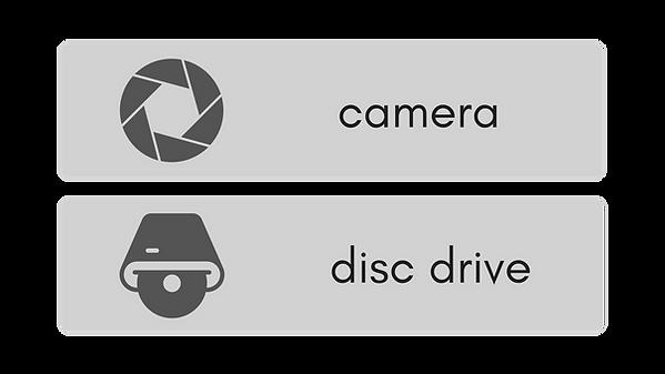 MAC | PC REPAIRS Charlotte, NC - Camera  Disc Drive