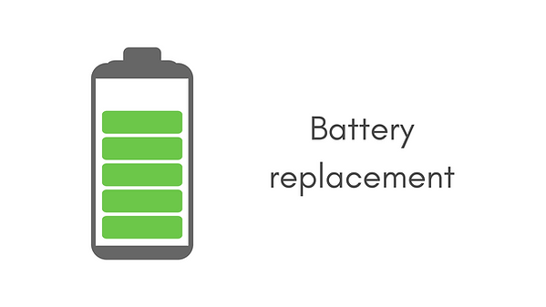 iPad and Tablet Battery Replacement