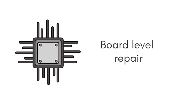iPad and Tablet Board Level Repair - Motheboard Micro-Soldering - Soldering