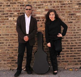 Isabel Quintero and Gonzalo Cordova