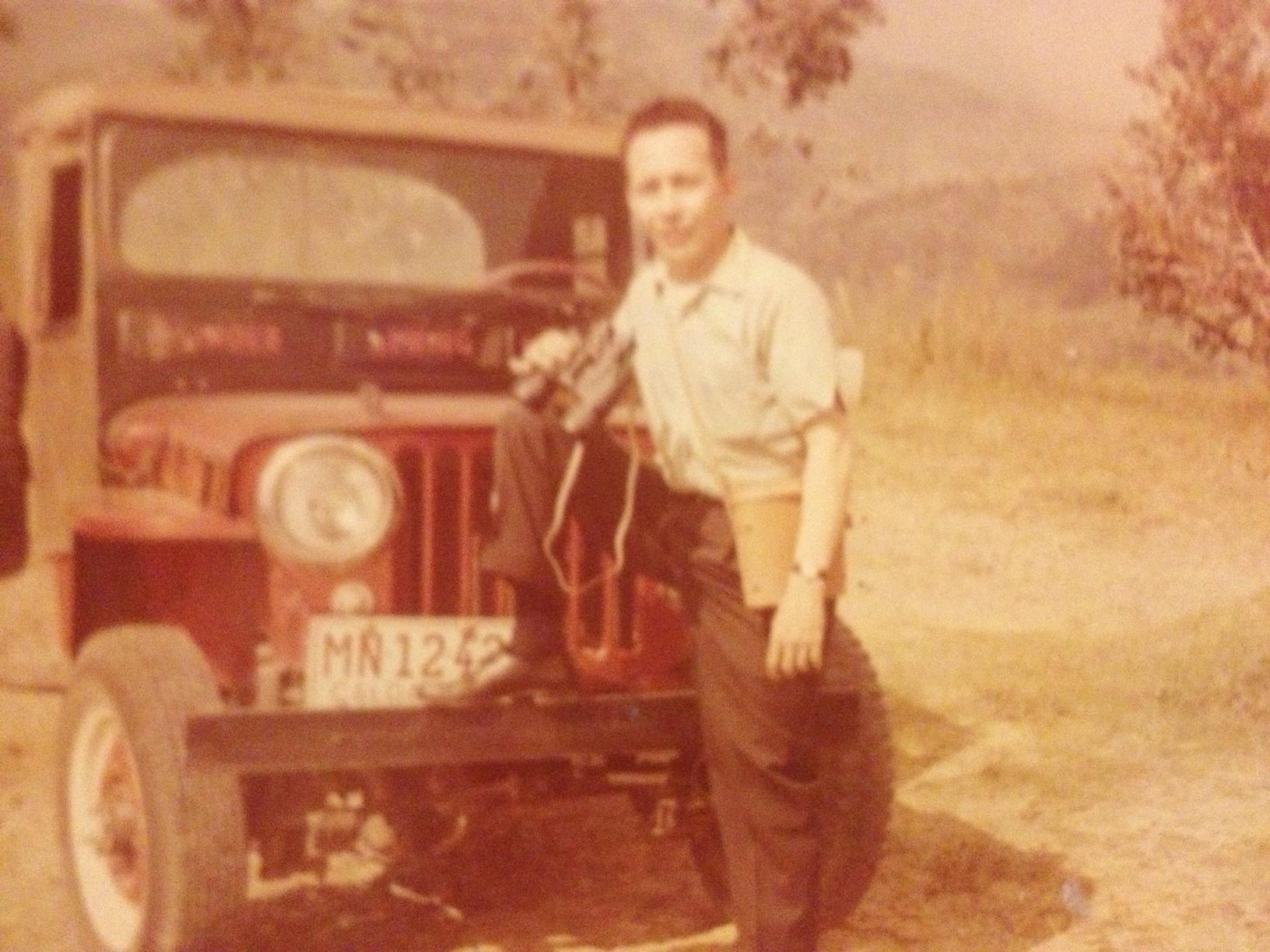 Circa 1950 Colombia