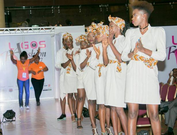 Zaris showcases at Lagos International Fashion Fair 2017