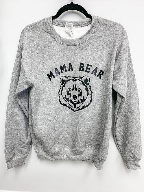 Mama Bear Crew Neck