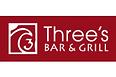 Three's Bar & Grill