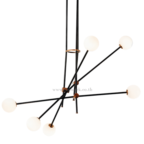 โคมไฟแชนเดอเรีย, โคมไฟห้อย, โคมไฟเพดาน, โคมไฟ, โคมไฟโมเดิร์น , โคมไฟกิ่ง, โคมไฟตกแต่ง, Chandelier P79, Lamp, Pendant lamp