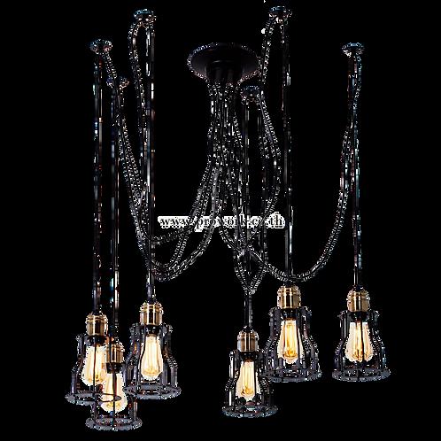 โคมไฟลอฟท์เเละวินเทจ, โคมไฟห้อย, โคมไฟเพดาน, โคมไฟ, โคมไฟโมเดิร์น , โคมไฟกิ่ง, โคมไฟตกแต่ง, Loft P50, Lamp, Pendant lamp