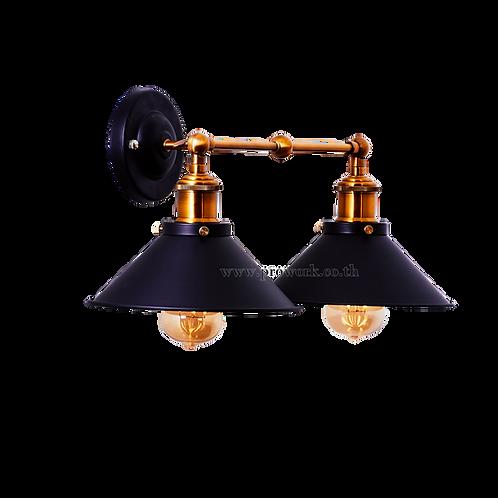 โคมไฟผนัง, โคมไฟ, โคมไฟลอฟท์, โคมไฟโมเดิร์น , โคมไฟกิ่ง, โคมไฟตกแต่ง, Wall lamp B155, Lamp, light