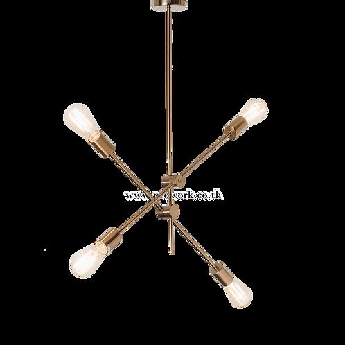 โคมไฟแชนเดอเรีย, โคมไฟห้อย, โคมไฟเพดาน, โคมไฟ, โคมไฟโมเดิร์น , โคมไฟกิ่ง, โคมไฟตกแต่ง, Chandelier P118, Lamp, Pendant lamp