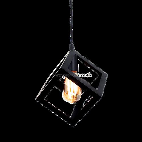 โคมไฟลอฟท์เเละวินเทจ, โคมไฟห้อย, โคมไฟเพดาน, โคมไฟ, โคมไฟโมเดิร์น , โคมไฟกิ่ง, โคมไฟตกแต่ง, Loft Q271, Lamp, Pendant lamp