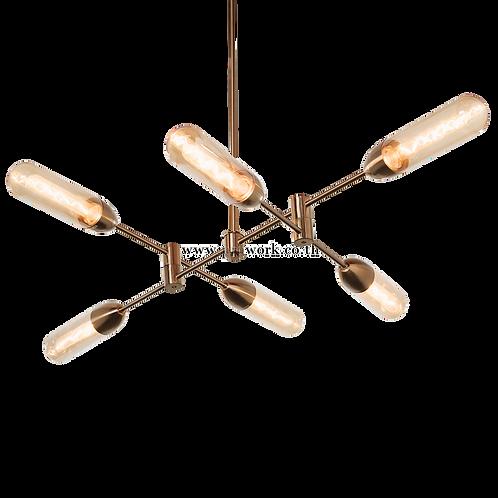 โคมไฟแชนเดอเรีย, โคมไฟห้อย, โคมไฟเพดาน, โคมไฟ, โคมไฟโมเดิร์น , โคมไฟกิ่ง, โคมไฟตกแต่ง, Chandelier P121, Lamp, Pendant lamp