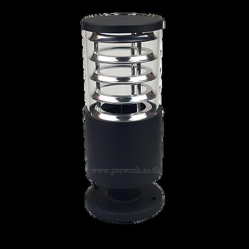 โคมไฟสนาม , โคมไฟภายนอก , Pole lamp ,Floor Lamp,Outdoor lampK18, Garden lamp , โคมไฟ led