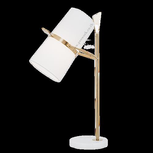 โคมไฟตั้งโต๊ะ, โคมไฟสวยงาม , โคมไฟ, โคมไฟโมเดิร์น , โคมอ่านหนังสือ , โคมไฟตกแต่ง, Table Lamp XX57, Lamp, Table Lamp