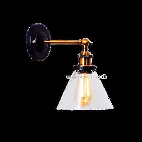 โคมไฟผนัง, โคมไฟ, โคมไฟลอฟท์, โคมไฟโมเดิร์น , โคมไฟกิ่ง, โคมไฟตกแต่ง, Wall lamp B145, Lamp, light