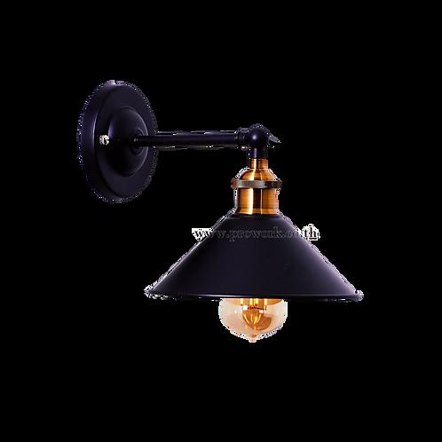 โคมไฟผนัง, โคมไฟ, โคมไฟลอฟท์, โคมไฟโมเดิร์น , โคมไฟกิ่ง, โคมไฟตกแต่ง, Wall lamp B139, Lamp, light