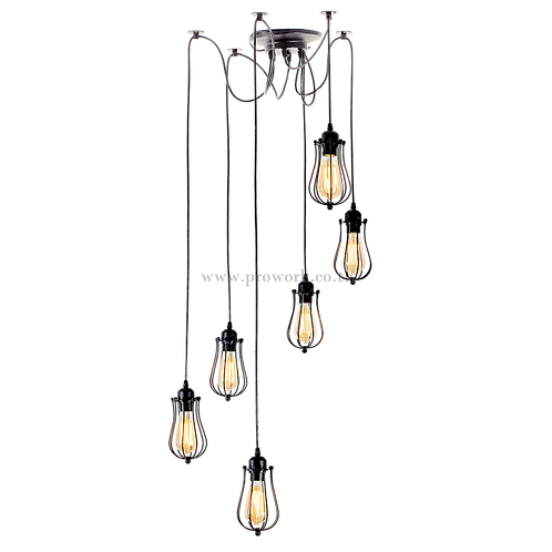 โคมไฟลอฟท์เเละวินเทจ, โคมไฟห้อย, โคมไฟเพดาน, โคมไฟ, โคมไฟโมเดิร์น , โคมไฟกิ่ง, โคมไฟตกแต่ง, Loft P56, Lamp, Pendant lamp