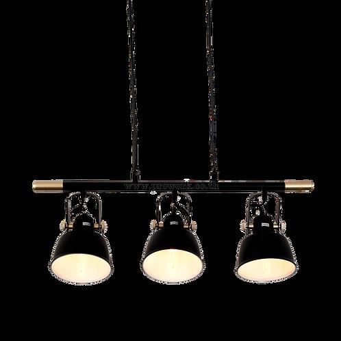 โคมไฟลอฟท์เเละวินเทจ, โคมไฟห้อย, โคมไฟเพดาน, โคมไฟ, โคมไฟโมเดิร์น , โคมไฟกิ่ง, โคมไฟตกแต่ง, Loft P76, Lamp, Pendant lamp