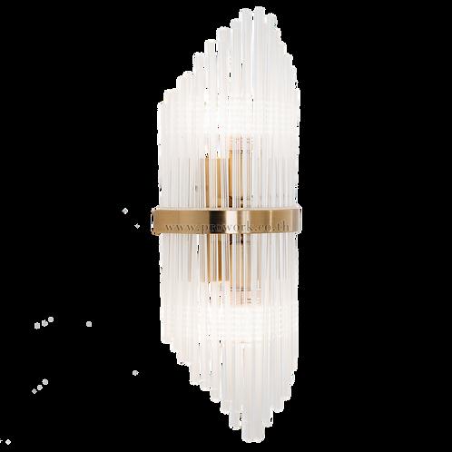โคมไฟผนัง, โคมไฟ, โคมไฟโมเดิร์น , โคมไฟกิ่ง, โคมไฟตกแต่ง, Wall lamp B176, Lamp, light