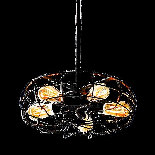 โคมไฟลอฟท์เเละวินเทจ, โคมไฟห้อย, โคมไฟเพดาน, โคมไฟ, โคมไฟโมเดิร์น , โคมไฟกิ่ง, โคมไฟตกแต่ง, Loft P62, Lamp, Pendant lamp