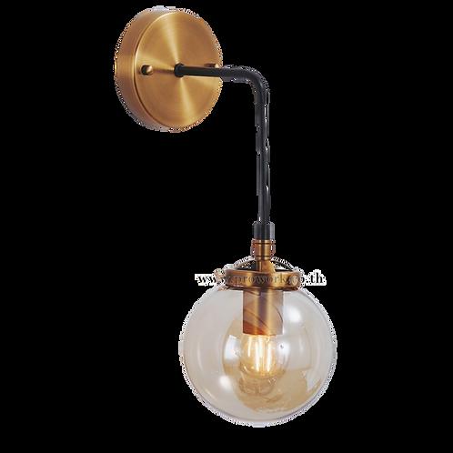 โคมไฟผนัง, โคมไฟ, โคมไฟโมเดิร์น , โคมไฟกิ่ง, โคมไฟตกแต่ง, Wall lamp B173, Lamp, light