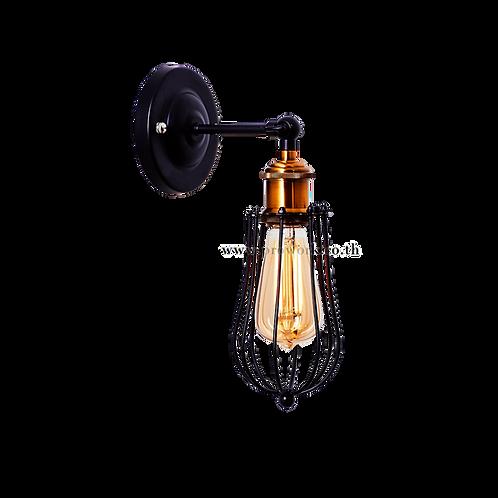 โคมไฟผนัง, โคมไฟวินเทจ, โคมไฟ loft, โคมไฟลอฟ, โคมไฟแต่งบ้าน, โคมไฟแต่งร้าน, โคมไฟหรู, โคมไฟสวย, Wall lamp, ไฟติดกำแพง, ไฟกิ่ง