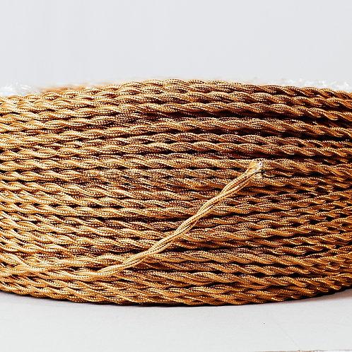 Wire Gold Twist
