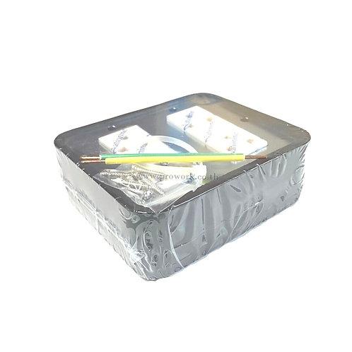 FS BOX แบบยางพร้อมปลั๊ก 4X4,ร้านไฟฟ้า,อุปกรณ์ไฟฟ้า