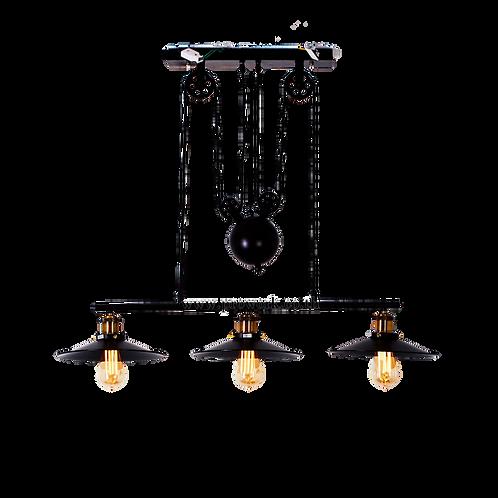 โคมไฟลอฟท์เเละวินเทจ, โคมไฟห้อย, โคมไฟเพดาน, โคมไฟ, โคมไฟโมเดิร์น , โคมไฟกิ่ง, โคมไฟตกแต่ง, Loft Q184, Lamp, Pendant lamp