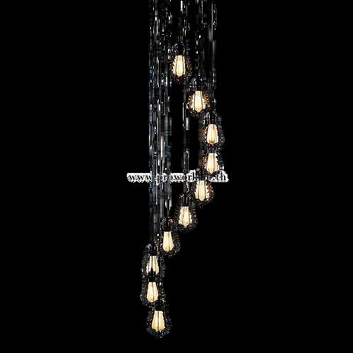 โคมไฟลอฟท์เเละวินเทจ, โคมไฟห้อย, โคมไฟเพดาน, โคมไฟ, โคมไฟโมเดิร์น , โคมไฟกิ่ง, โคมไฟตกแต่ง, Loft P49, Lamp, Pendant lamp