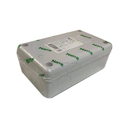 กล่องกันน้ำ 2X4 NANO,ร้านไฟฟ้า,อุปกรณ์ไฟฟ้า