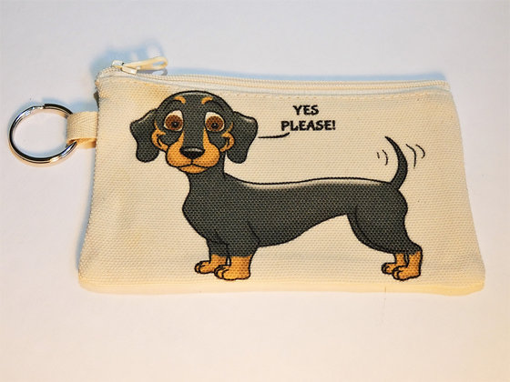 Dachshund Treat Bag