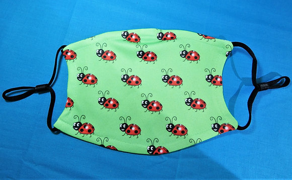 Ladybirds Face Mask