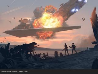 Una historia de STAR WARS