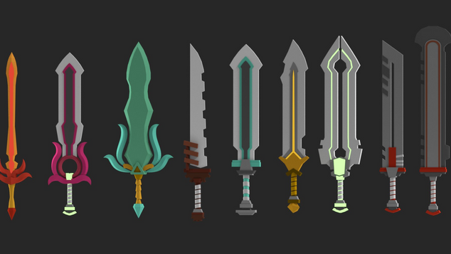 PROPS & WEAPONS