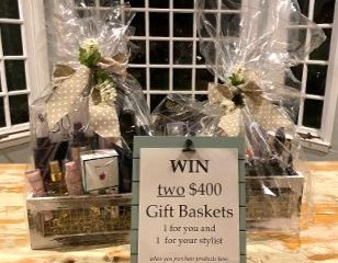 Win a $400 Gift Basket!