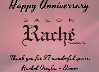 It's our 27th Anniversary!