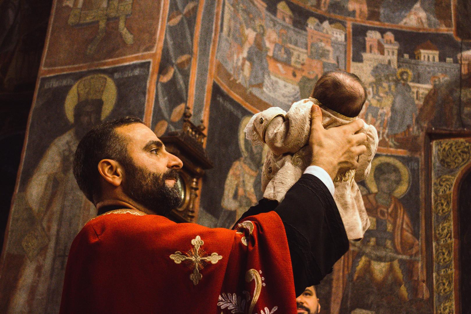 fotograf botez Pitesti