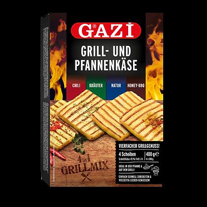 GAZi Grill-und Pfannenkäse