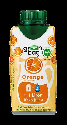 GREENBAG - BIO Fruchtsaftkonzentrat