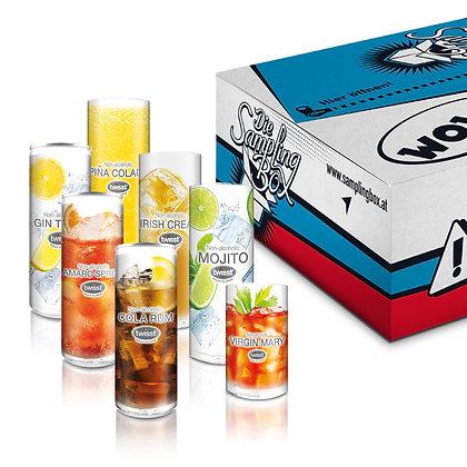 Die SamplingBox Mocktails