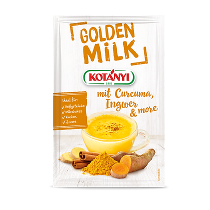 KOTÀNYI - Golden Milk