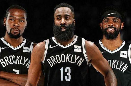 Il nuovo big three dei Nets