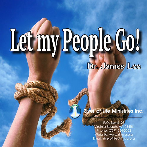 Let My People Go - Single Disc Sermon