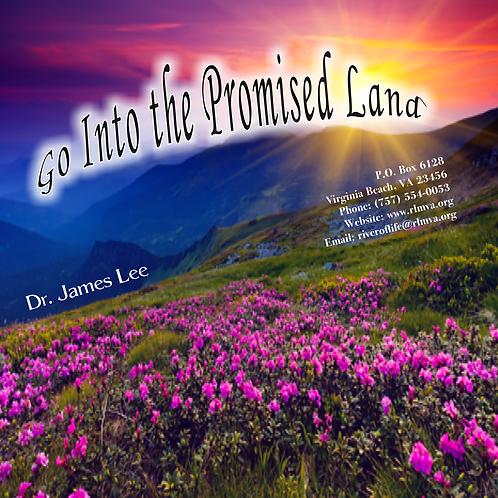 Go Into the Promise Land - Single Disc Sermon