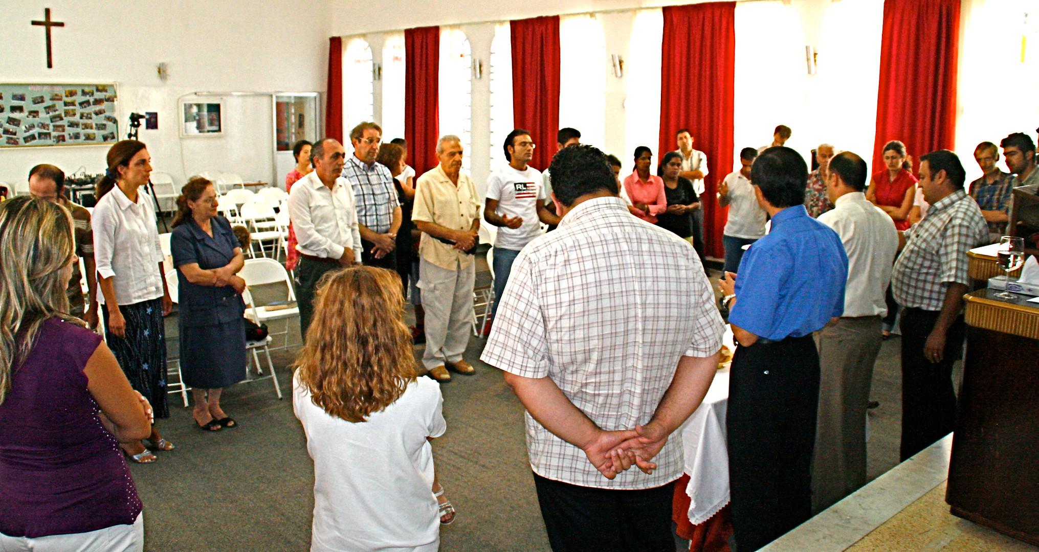 Pastors' Conference in Beirut