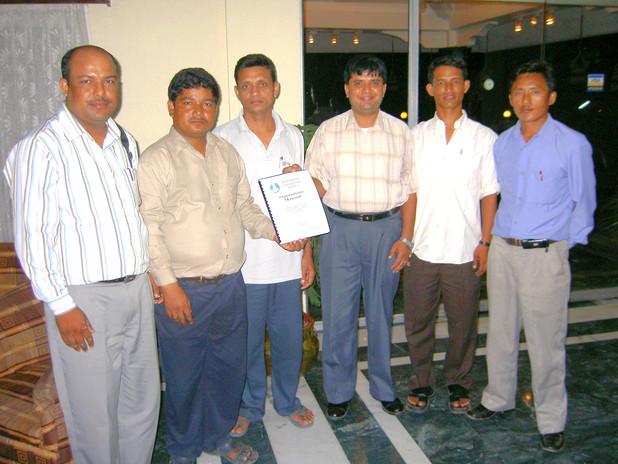 RMTC initiaion in Nepal