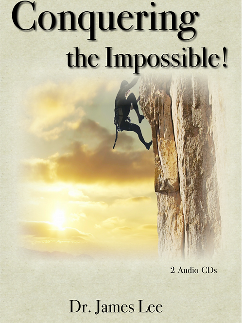 Conquering the Impossible!