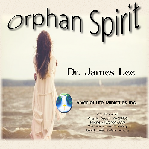Orphan Spirit - Single Disc Sermon