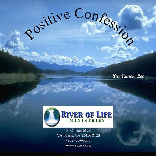 Positive Confession - Single Disc Sermon